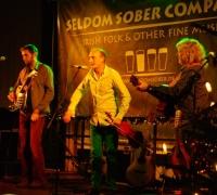 Irish Christmas mit der Seldom Sober Company 04.12.14