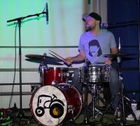 KellerSteff mit Band am 30.01.15